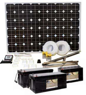 Sun power electric